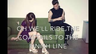 Coattails - Broods (Lyrics)