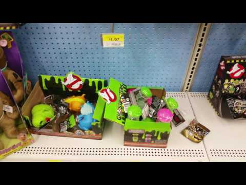 Original Ghostbusters Toys Back At Walmart 2016