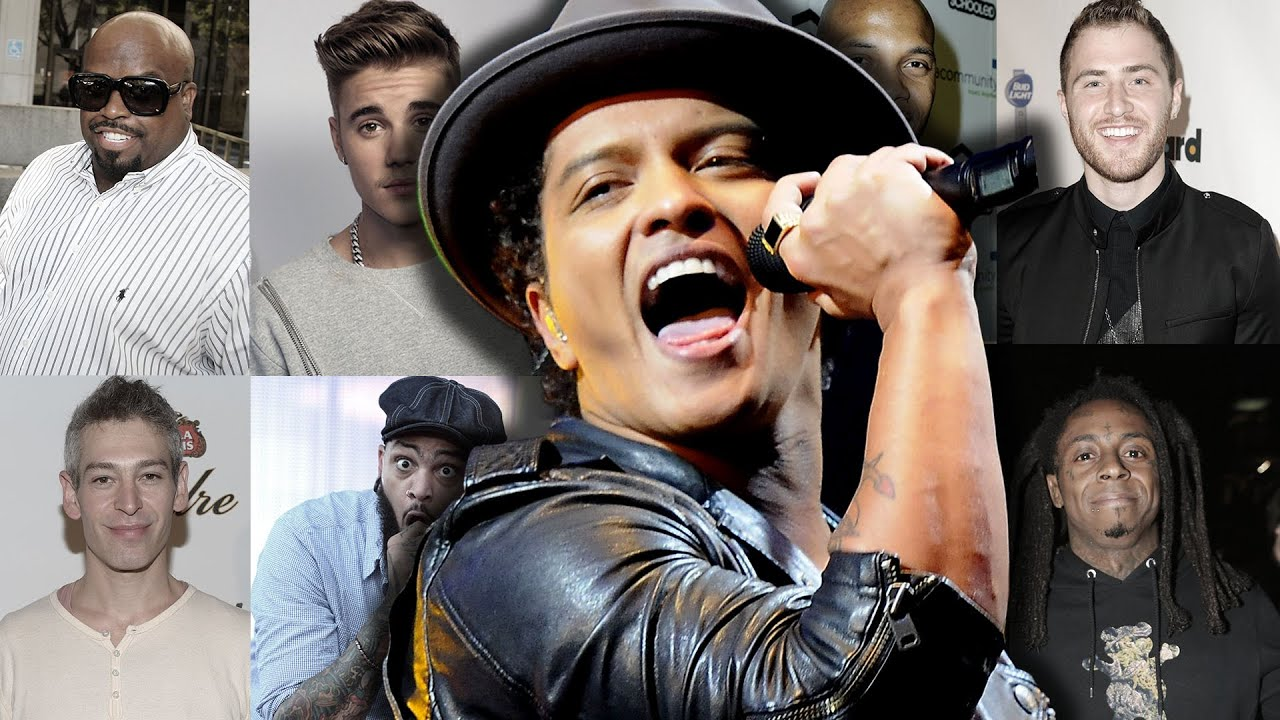 does bruno mars write his own songs Bruno mars has unveiled his new single and video for 24k magic from his forthcoming album of the the funk song celebrates glitz and mars co-wrote.
