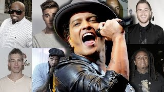 10 Songs You Didn?t Know Were Written by Bruno Mars