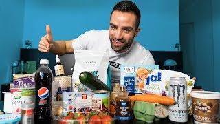 Der perfekte DIÄT-EINKAUF - Top Lebensmittel zum ABNEHMEN