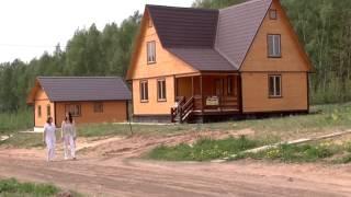 Два замечательных поселка: 'Добряево' и 'Журавли'