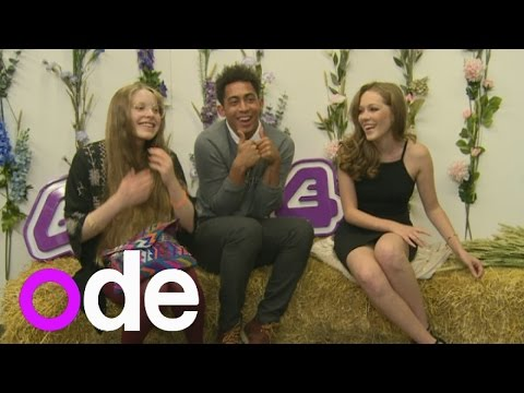 Glue interview: Rizzle Kicks' Jordan on 'sex, drugs and horses' in his acting debut