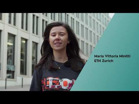 #NCCRWomen: Maria Vittoria Minniti, robotics engineer