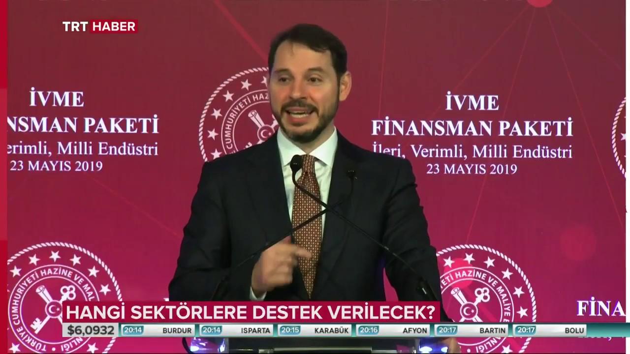 TRT Haber Ana Haber Bülteni 23.05.2019