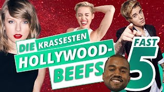 Die krassesten Hollywood-Beefs | Fast 5