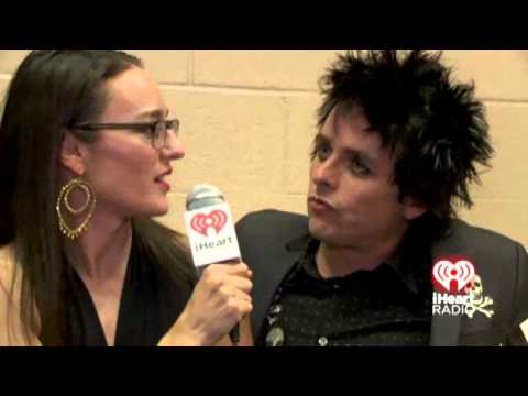 iHeartRadio Music Festival  Green Day interview