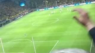 BVB-Real Madrid Lewandowski 3 Tor Live