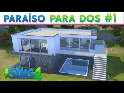 Paraíso para dos | Los Sims 4: Construcciones