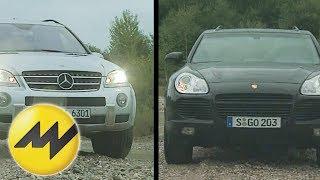 Mercedes ML 63 AMG vs. Porsche Cayenne Turbo S: Vergleich der Power-SUVs
