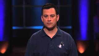 Jimmy Kimmel and Guillermo Pitch Horse Pants on Shark Tank | funny horse