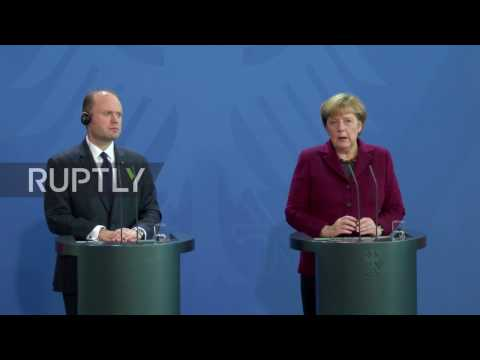 Germany: Merkel links Russia to Telekom cyberattack despite having 'no evidence'