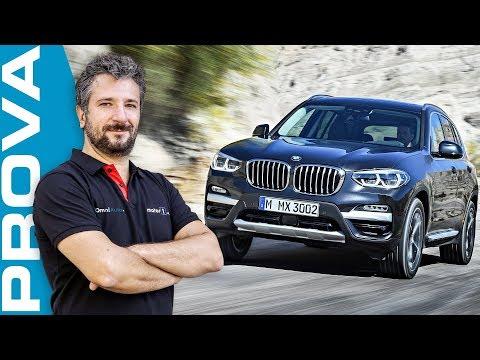Nuova BMW X3 | il SUV bavarese cambia faccia e non solo...
