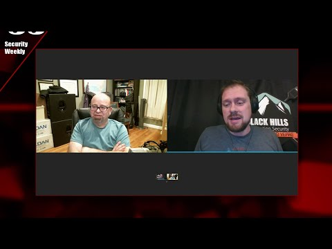 MITRE, John Strand - Paul's Security Weekly #546