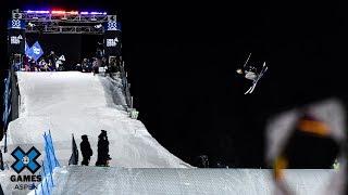 Mathilde Gremaud wins Women's Ski Big Air gold | X Games Aspen 2019