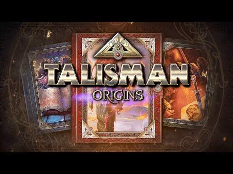 Talisman: Origins English Trailer
