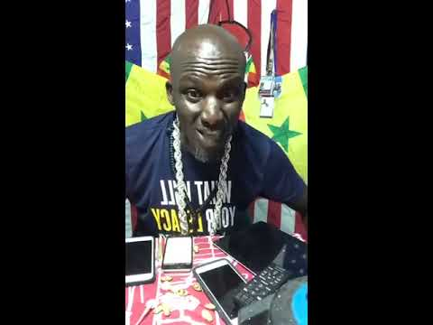 "Assane Diouf "" Bethio thioune,macky sall, Mareme sall sene diote ..."""
