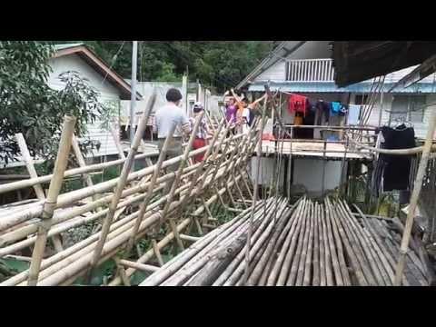 Ecotourism-Annah Rais Bidayuh Longhouse