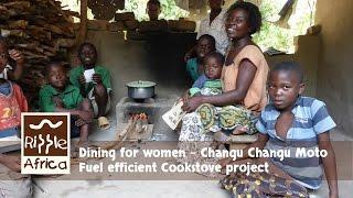 Dining for women - Changu Changu Moto - RIPPLE Africa