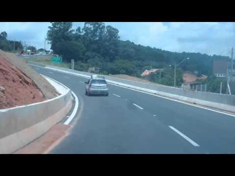 Novo trecho da Rodovia Raposo Tavares em São Roque