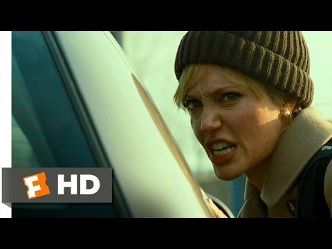 Salt #2 Movie CLIP - Truck Jump (2010) HD
