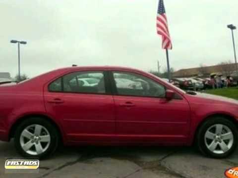 2008 Ford Fusion F3078 In Kansas City Lawrence Ks 66048 Youtube