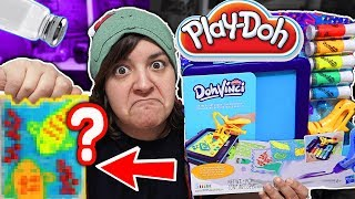 DON'T BUY? 12 REASONS WHY PLAY DOH Doh Vinci CRAFT Kit is NOT worth it SaltEcrafter #50