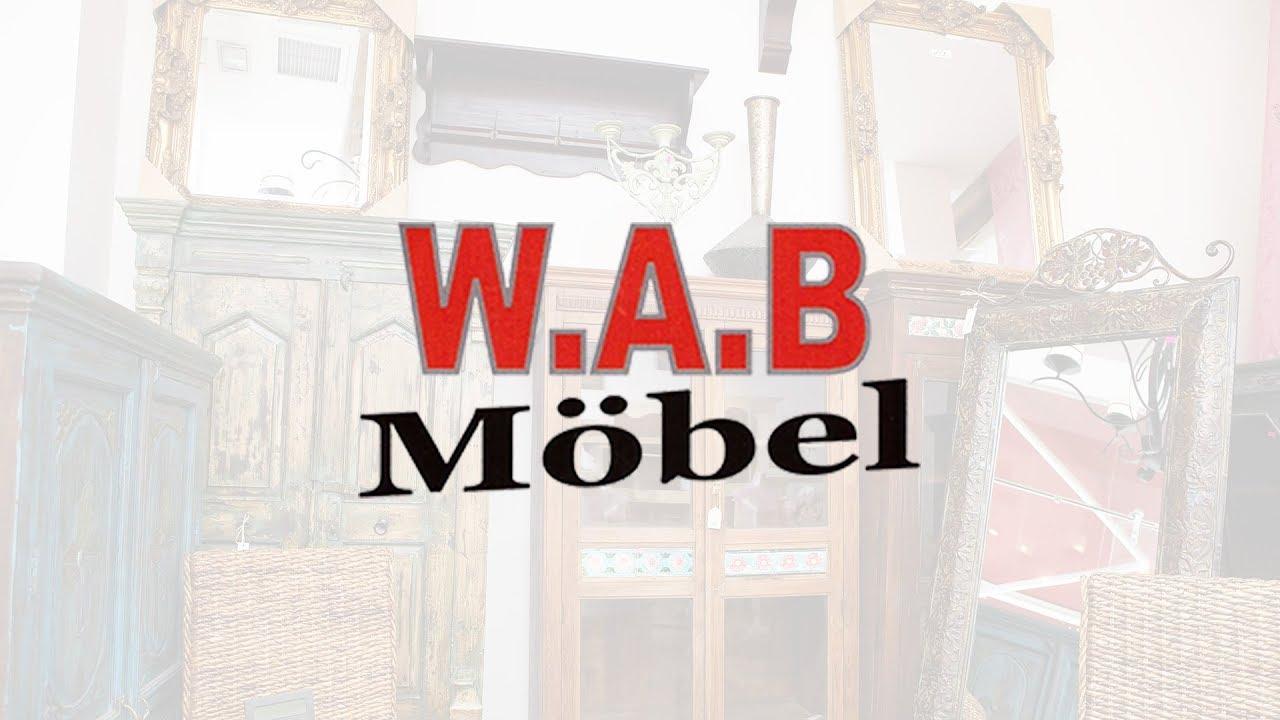 w a b m bel an und verkauf von m beln in buxtehude youtube. Black Bedroom Furniture Sets. Home Design Ideas
