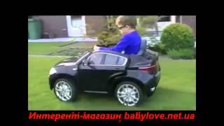 Детский электромобиль Джип BMW X6 JJ 258 R - babylove.net.ua(АССОРТИМЕНТ ДЕТСКИХ ЭЛЕКТРОМОБИЛЕЙ НА САЙТЕ ПО ССЫЛКЕ: http://babylove.net.ua/shop/detskij-transport/detskie-ehlektromobili Детский элект., 2014-08-01T22:15:13.000Z)