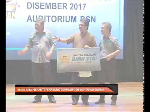 RM20 juta menanti penabung bertuah BSN SSP tahun depan