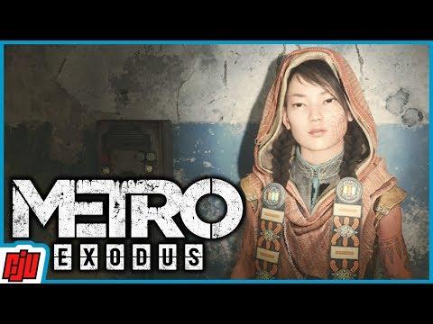 Metro Exodus Part 8   FPS Horror Game   PC Gameplay Walkthrough