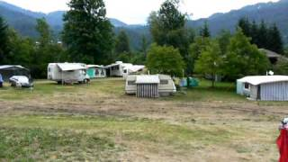 Weissbriach camping alpendorf