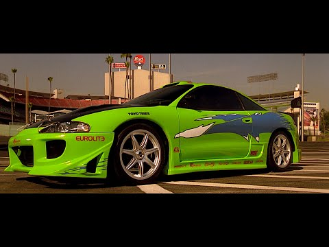 The Fast And The Furious - Organic Audio - Nurega