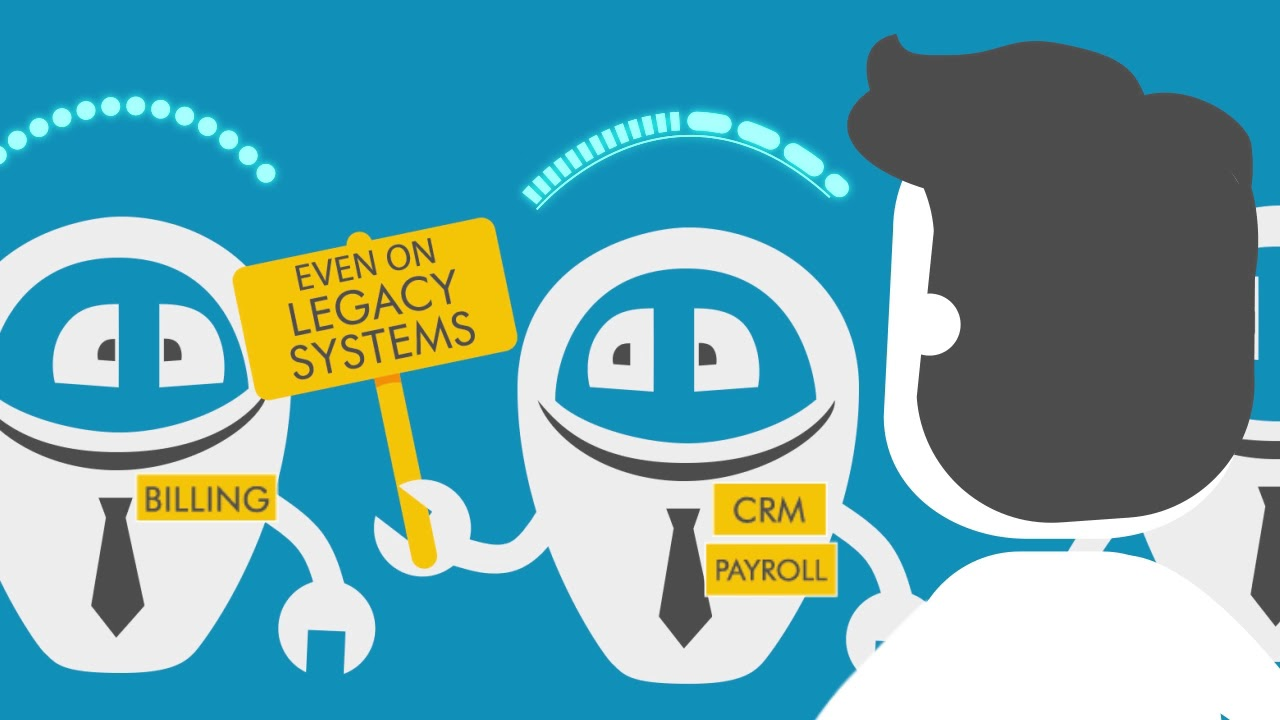Kryon Robotic Process Automation Rpa Youtube