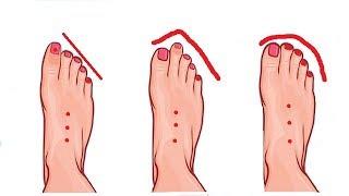 The mysteries of the toes|पैर की उंगलियों से जाने खुद को ungliyo se jane / astrology in hindi thumbnail