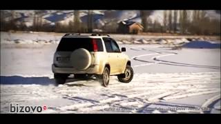 Видеообзор Honda CR-V 1999 года выпуска на bizovo.ru
