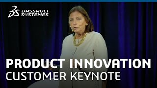 Product Innovation Customer Keynote - Science in the Age of Experience 2019 - Dassault Systèmes