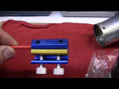 Lubricating Stiff Outboard Throttle And Gear Control Ca