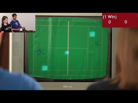 Let's Play: Tennis (Magnavox Odyssey 1972)