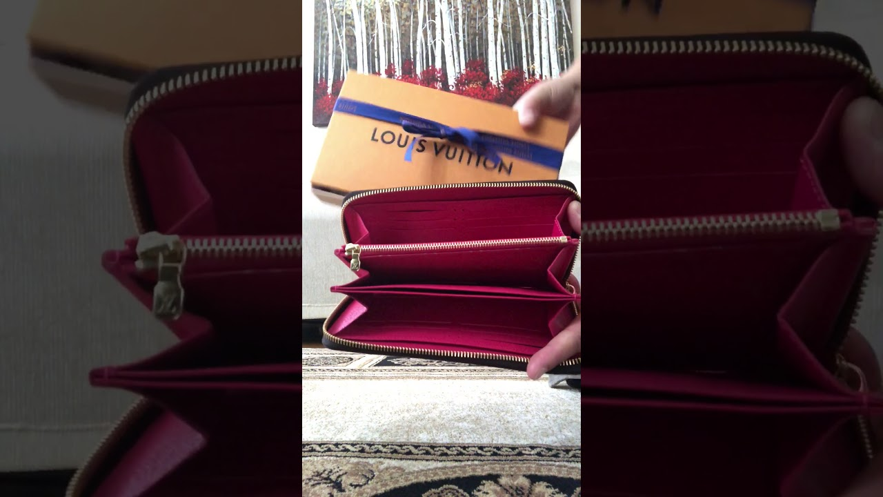 663e2964bc8 Louis Vuitton 2018 Summer Trunk Zippy Wallet - YouTube