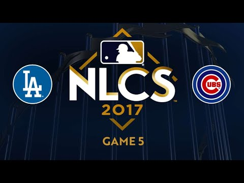 Hernandez powers Dodgers to World Series - 10/19/17