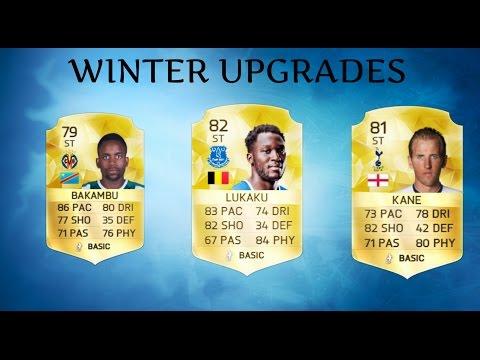 Winter upgrade probando a Lukaku, Payet,Kane,Gundogan,Bakambu,Henrikh Mkhitaryan