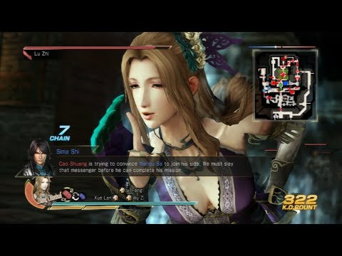 Dynasty Warriors 8: Xtreme Legends - Zhang Chunhua 6 Star We