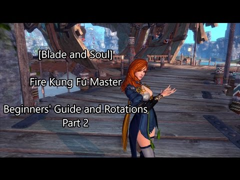 Blade & Soul Kung Fu Master Lasted Popular Build Guides