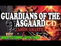 Amon Amarth Guardians Of Asgaard BASS Tutorial With Tabs Play Along mp3