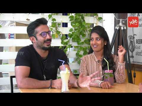 Anchor Ravi And Meghana Lokesh Funny Chit Chat | Idi Maa Prema Katha Movie | YOYO TV Channel
