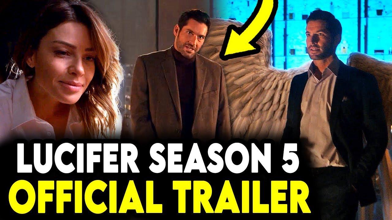 Lucifer Season 5 Trailer Breakdown Meet Lucifer S Twin Michael Big Twists More Youtube