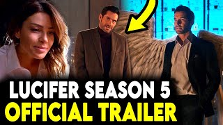 Lucifer Season 5 Trailer Breakdown! - Meet Lucifer's TWIN... MICHAEL!! Big Twists & MORE!