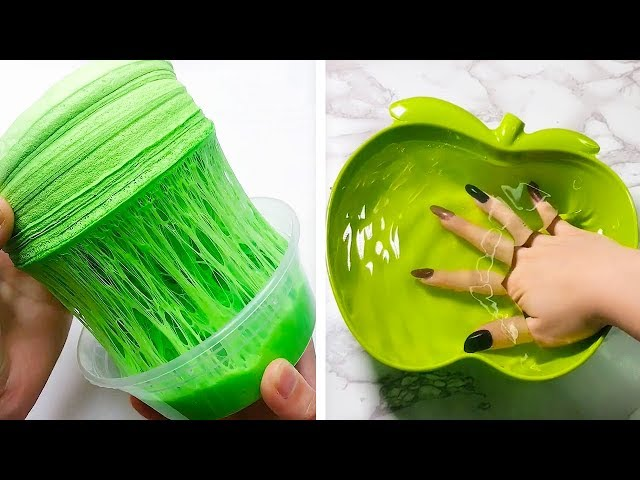 The Most Satisfying Slime ASMR Videos | Relaxing Oddly Satisfying Slime 2019 | 302