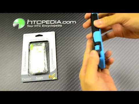 HTC Droid Incredible 4G LTE Trident Aegis Case